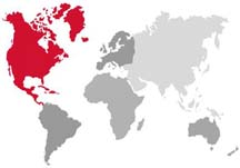 Mittelamerika und Nordamerika