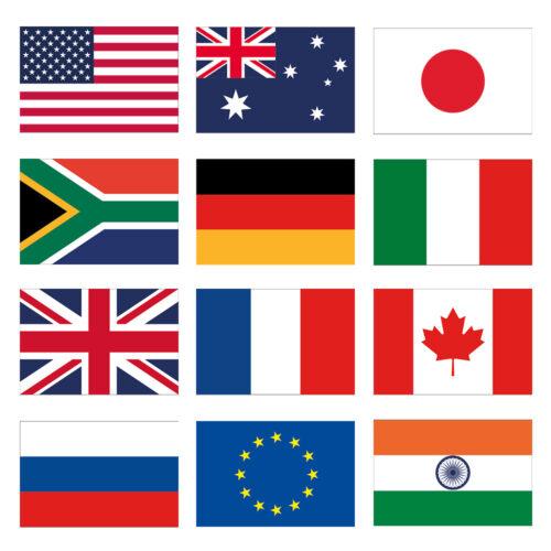 Länderfahnen